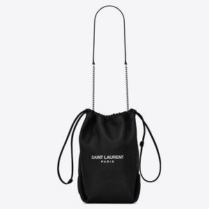 Saint Laurent Teddy Bag in Lambskin